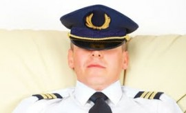 sleeping-pilot