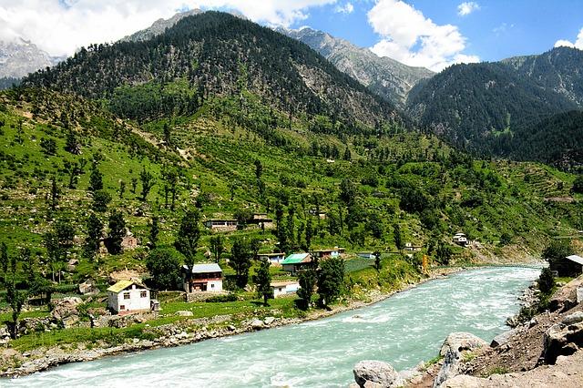 Kashmir to Kanyakumari Road Trip