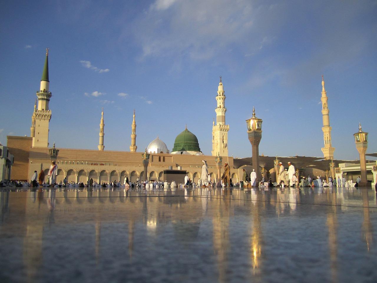 Umrah Banner: Cheap Flights To Saudi Arabia
