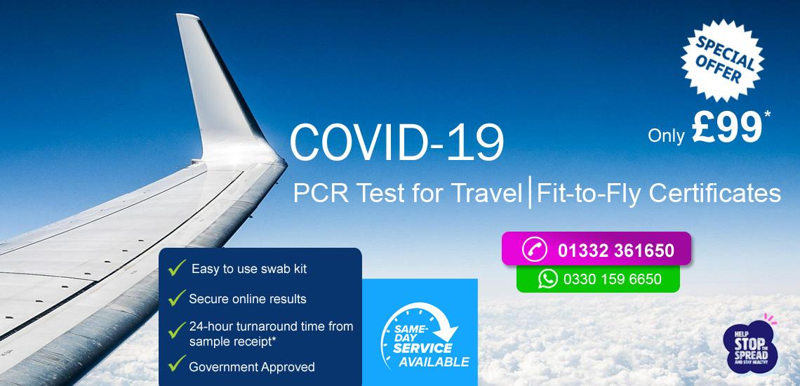 COVID19-PCR TEST