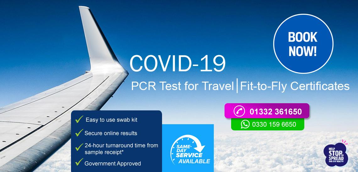 private covid 19 pcr test