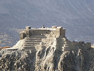 pakistan baltit fort photo