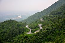 margalla hills pakistan