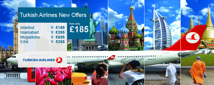 turkish airlines flight offers
