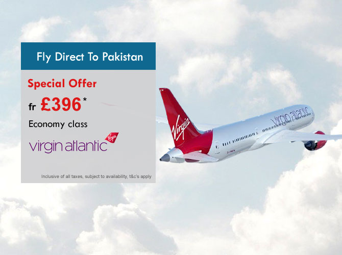 PIA Flight Offers