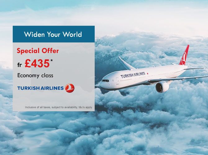 Emirates Flight Offer