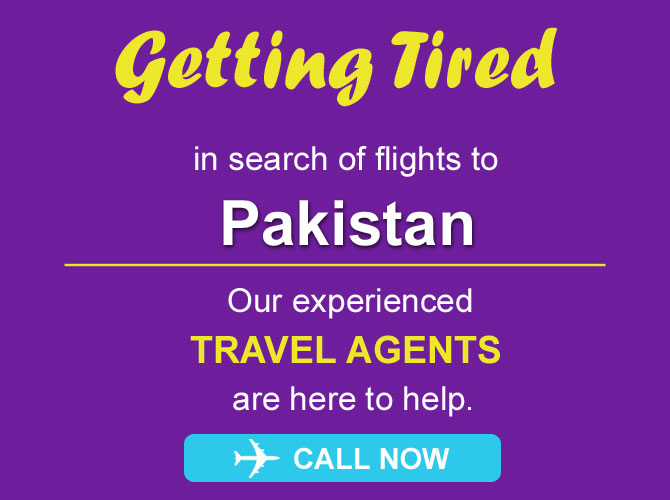 best air fares to pakistan