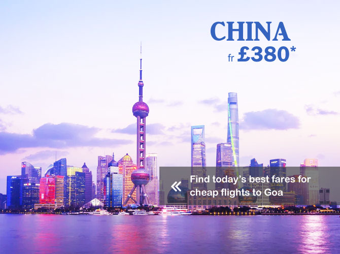 Top China Flight Offers