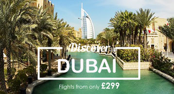 dubai flight offers